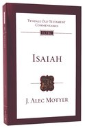 Isaiah (Re-Formatted) (Tyndale Old Testament Commentary Re-issued/revised Series) Paperback
