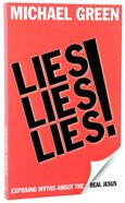 Lies, Lies, Lies! Pb Large Format