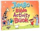 Jumbo Bible Activity Book 1 Paperback