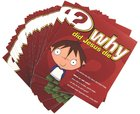 Why Did Jesus Die? Ages 7-14 (25 Pack) Booklet