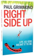Right Side Up Paperback
