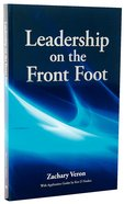 Leadership on the Front Foot Paperback