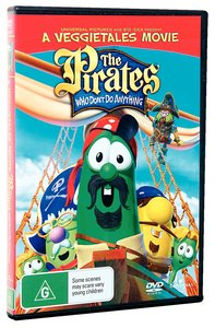 Veggie Tales: Pirates Who Dont Do Anything Movie