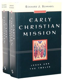 Early Christian Mission (2 Volume Set) (Early Christian Mission Series)