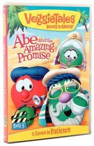 Veggie Tales #34: Abe and the Amazing Promise (#034 in Veggie Tales Visual Series (Veggietales))