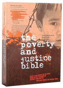 CEV Poverty and Justice Bible