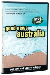 GNB Good News Australia Audio New Testament MP3