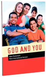 NIV God and You New Testament People Cover (1984)