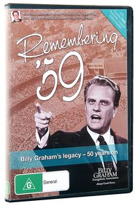 Remembering 59: Billy Grahams Legacy - 50 Years on