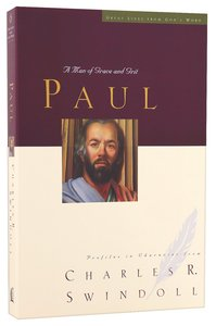 Paul (Great Lives From Gods Word Series)