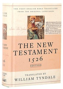 Tyndale New Testament 1526 Edition