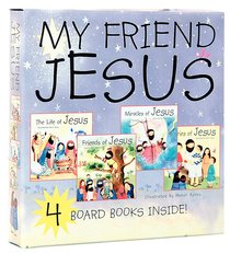 My Friend Jesus (Boxed Set)