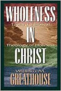 Wholeness in Christ Hardback