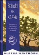 Behold His Glory Paperback