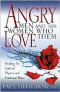 Angry Men and the Women Who Love Them Paperback