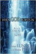 When God Bursts in Paperback