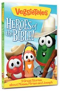 A Baby, a Quest and the Wild. (#03 in Veggie Tales Heroes Of The Bible Series) DVD