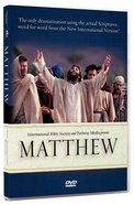 Matthew (NIV Edition) (Previously Visual Bible) DVD