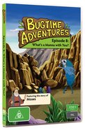What's a Manna With You? (#08 in Bugtime Adventures Series) DVD