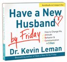 Have a New Husband By Friday (Abridged 4cds) CD
