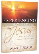 Experiencing the Words of Jesus (Workbook) Paperback