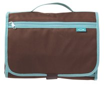 Bible Cover Trifold Organiser Large Brown