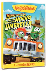 Veggie Tales #35: Minnesota Cuke & the Search For Noahs Umbrella (#035 in Veggie Tales Visual Series (Veggietales))