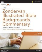 Zondervan Illustrated Bible Backgrounds Commentary New Testament CD-rom