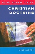 Scm Study Guide: Christian Doctrine (Scm Studyguide Series) Paperback