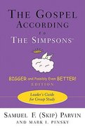 The Gospel According to the Simpsons (Leader's Guide) Paperback