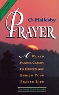 Prayer (Expanded 1994) Paperback