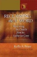 """Reclaiming the """"L"""" Word"""