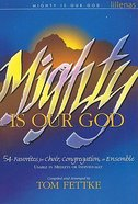 Mighty is Our God Spiral
