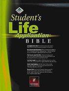 NLT Student's Life Application Revised Burgundy Bonded Leather