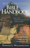 Willmington's Bible Handbook Hardback