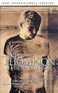 NIV Thompson Student Bible Indexed Hardback