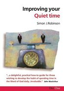 Improving Your Quiet Time Paperback