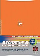 NLT Students Life Application Bible Orange (2005) Hardback