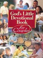 God's Little Devotional Book For Couples Hardback