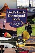 God's Little Devotional For Men Hardback