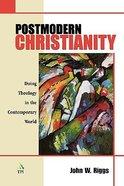 Postmodern Christianity Paperback