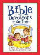 Bible Devotions For Bedtime Paperback