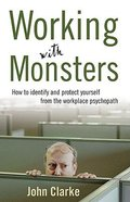 Working With Monsters Paperback
