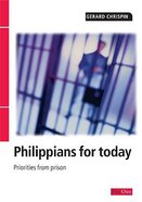 Philippians For Today Paperback