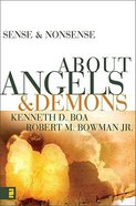 About Angels & Demons (Sense & Nonsense Series)