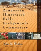 Zondervan Illustrated Bible Backgrounds OT Commentary Set (5 Vols) (Zondervan Illustrated Bible Backgrounds Commentary Series)