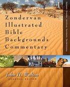 Genesis, Exodus, Leviticus, Numbers, Deuteronomy (Zondervan Illustrated Bible Backgrounds Commentary Series)