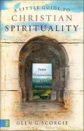 A Little Guide to Christian Spirituality Paperback