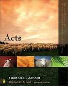 Acts (Zondervan Illustrated Bible Backgrounds Commentary Series) Paperback