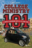 College Ministry 101 Paperback